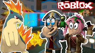 Roblox ITA - Prima Evoluzione e Nuova Città!! - Pokemon Brick Bronze Ep 2 - #24
