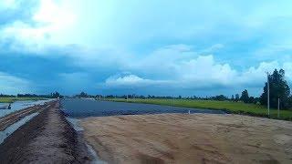Tiến độ đường dẫn cầu Vàm Cống (Huyện Lấp Vò, Đồng Tháp) cuối T5/2017