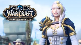 World of Warcraft: Battle for Azeroth — Embers of War Cinematic Launch Trailer