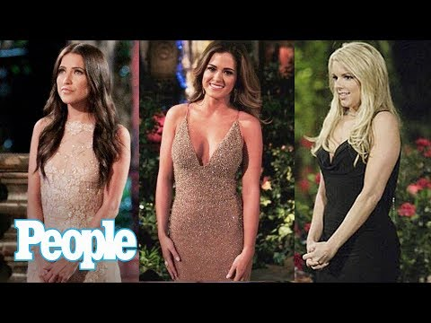 Bachelorette: Ali Fedotowsky Breaks Down Favorite Looks Throughout The Years   People NOW   People