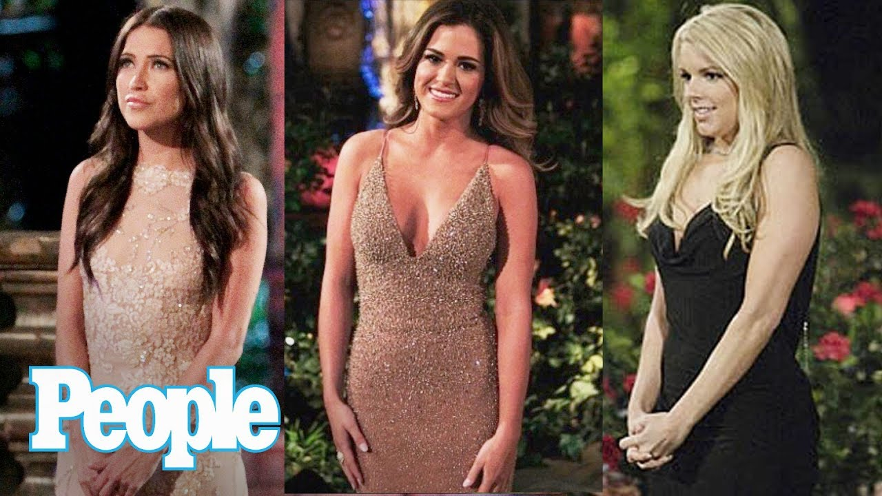 Bachelorette Ali Fedotowsky Breaks Down Favorite Looks Throughout The Years People Now People