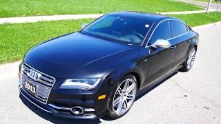 Audi S7 2013 Videos