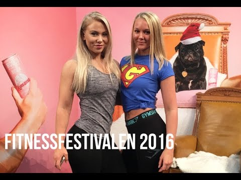 Resan till Stockholm & Fitnessfestivalen 2016 #1 w/ Linus Carlén, Samantha Jerring