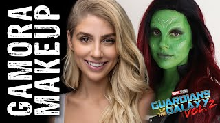 Gamora Transformation with Jacquelyn Anderson
