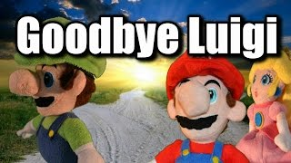Mario Plush Goodbye Luigi (S2 ep.1)