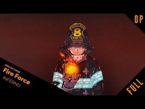 "「English Dub」Fire Force OP ""Inferno"" FULL VER.【Sam Luff】- Studio Yuraki"