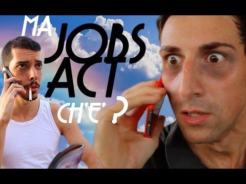 JOBS ACT ITALIA - PARODIA UFFICIALE - COSA ABBIAMO CAPITO?