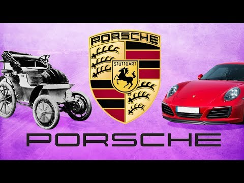 The Story of Porsche: From WW2 to the 911