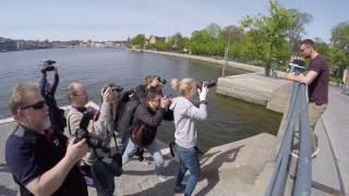 Прогулка с Сергеем Лазаревым на Евровидении 2016 в Швеции!