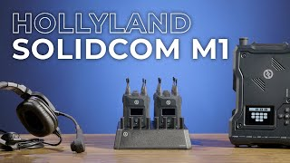 Hollyland Solidcom M1 Full-Duplex Wireless Intercom Solution | Quick Look