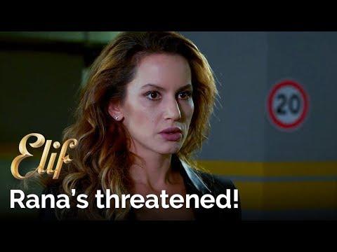 Tarık, şimdi Rana'nın peşinde! | Elif 799. Bölüm