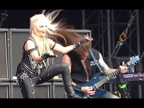 Doro & Warlock I Rule the Ruins Graspop Metal Meeting 2018