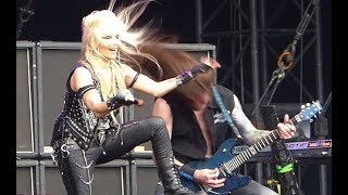 "Doro & Warlock ""I Rule the Ruins"" Graspop Metal Meeting 2018"