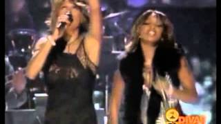 Whitney Houston, Mary J Blige Rainy Days