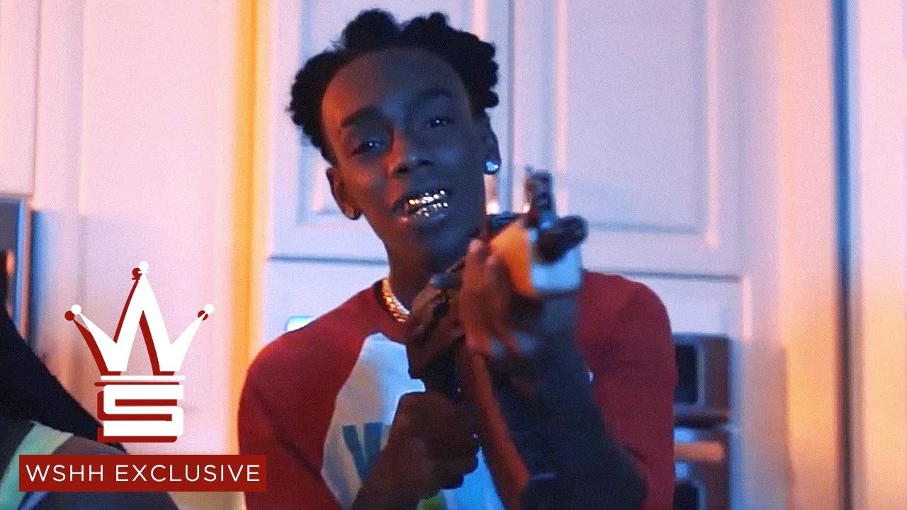 "YNW Melly ""Slang That Iron"" (Official Music Video)"