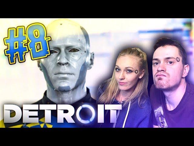 ANDROIDI=LIDÉ!? Detroit: Become Human s Míšou #8