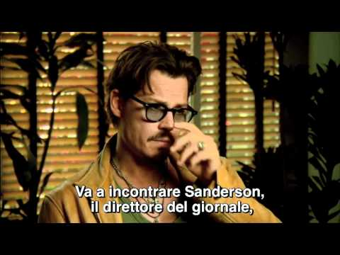 The Rum Diary - Cronache di una passione | Intervista a Johnny Deep