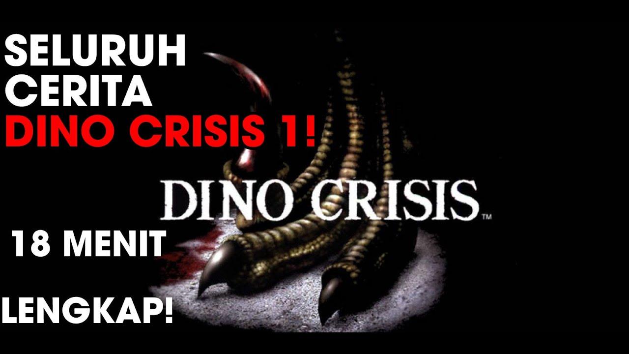 ALUR CERITA LENGKAP DINO CRISIS 1   18 MENIT AJA!