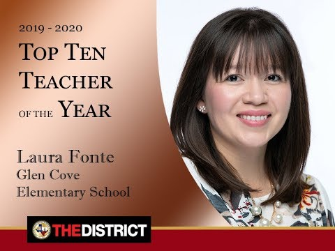 Mrs. Laura Fonte Glen Cove Elementary School