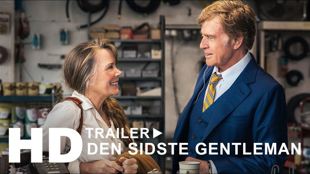 DEN SIDSTE GENTLEMAN trailer - i biografen nu!