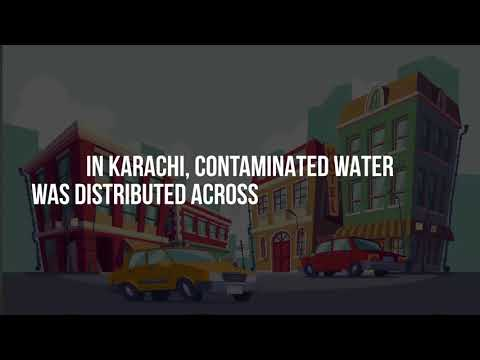 Karachi's water supply process | Samaa Tv | 4 Nov 2017