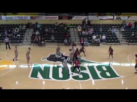 "Chris ""Hawk"" Hawkins Basketball Highlight Film 16-17 Season - Henderson State University"
