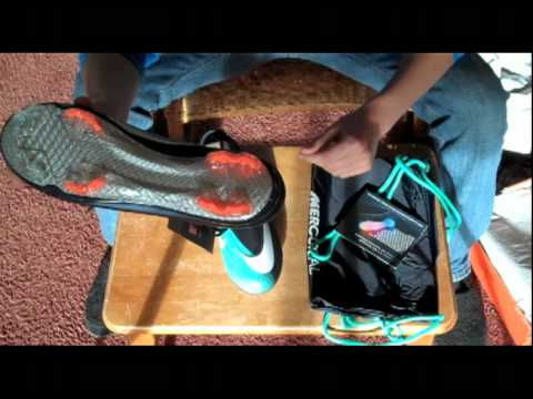 newest 7485e d20b5 Unboxing NEW Nike Mercurial Vapor VI - DARK OBSIDIAN   WHITE   COOL MINT  HD