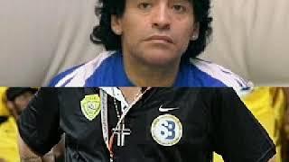 وفاة نجم كرة القدم دييغو مارادونا ??The death of soccer legend Diego Maradona