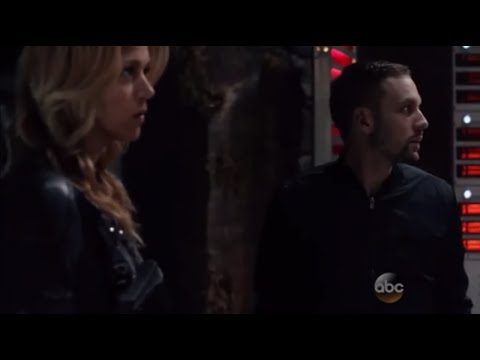 Agents of SHIELD~Bobbi and Hunter - Angel with a Shotgun