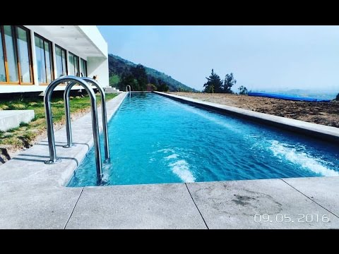 Como hacer una piscina en tu casa youtube for Como disenar una piscina