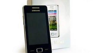 Обзор Телефона Samsung GT-S5260(Это Мое Первое Видео О Обзоре Телефона, Так Что Для Меня Очень Важно Что Вы Напишите Об Мне, Так Что Пожалуйс..., 2015-09-14T17:32:19.000Z)