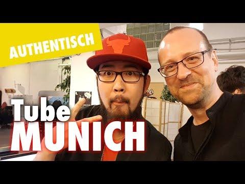 TubeMunich, YouTube Creators Treffen im Cafe Netzwerk in München #dailyvlog
