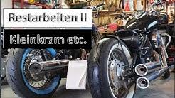 Umbau zum Bobber | Vorbereitung zum TÜV | Kleinkram | bobber_87