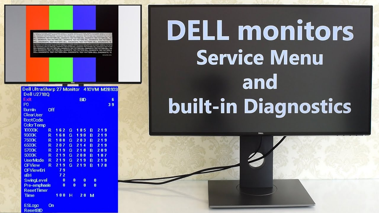 How To Fix Any Monitor With The Most Common Problems Fixing Another Viewsonic Monitor In 10 Minutes Youtube