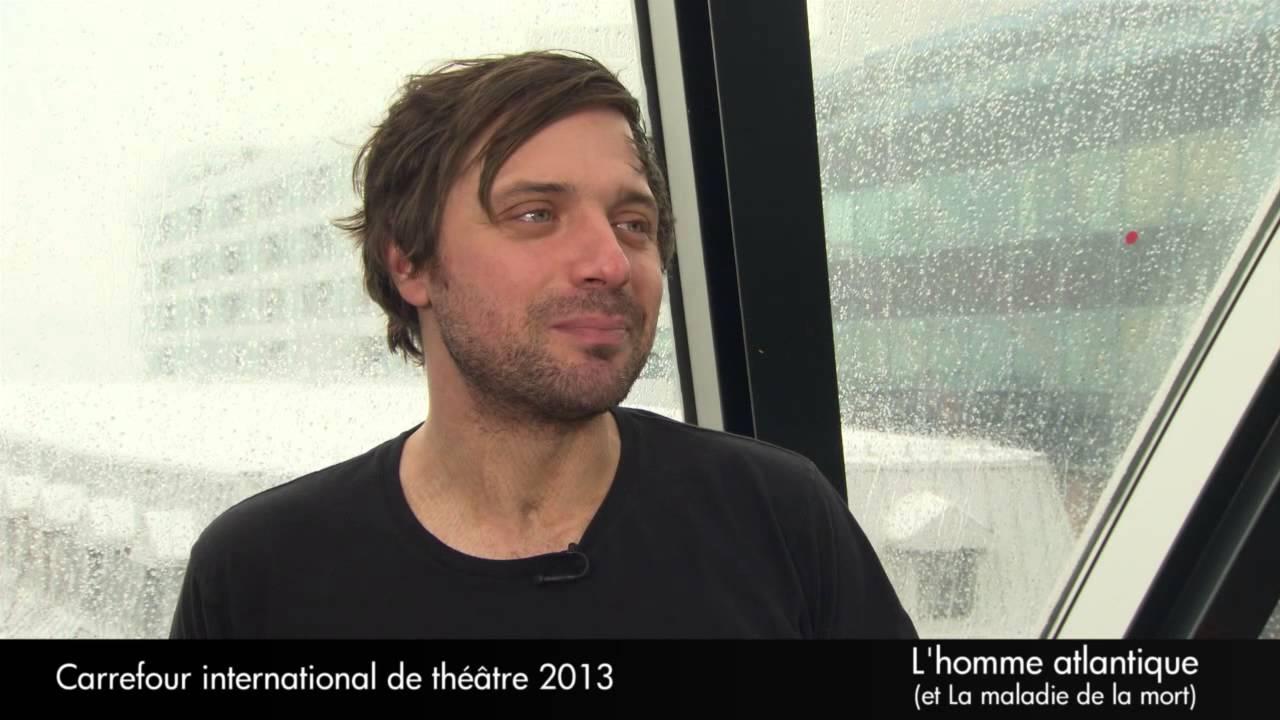 video: Christian Lapointe raconte la genèse de L'homme atlantique