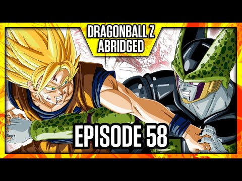 DragonBall Z Abridged: Episode 58 - #CellGames | TeamFourStar (TFS)