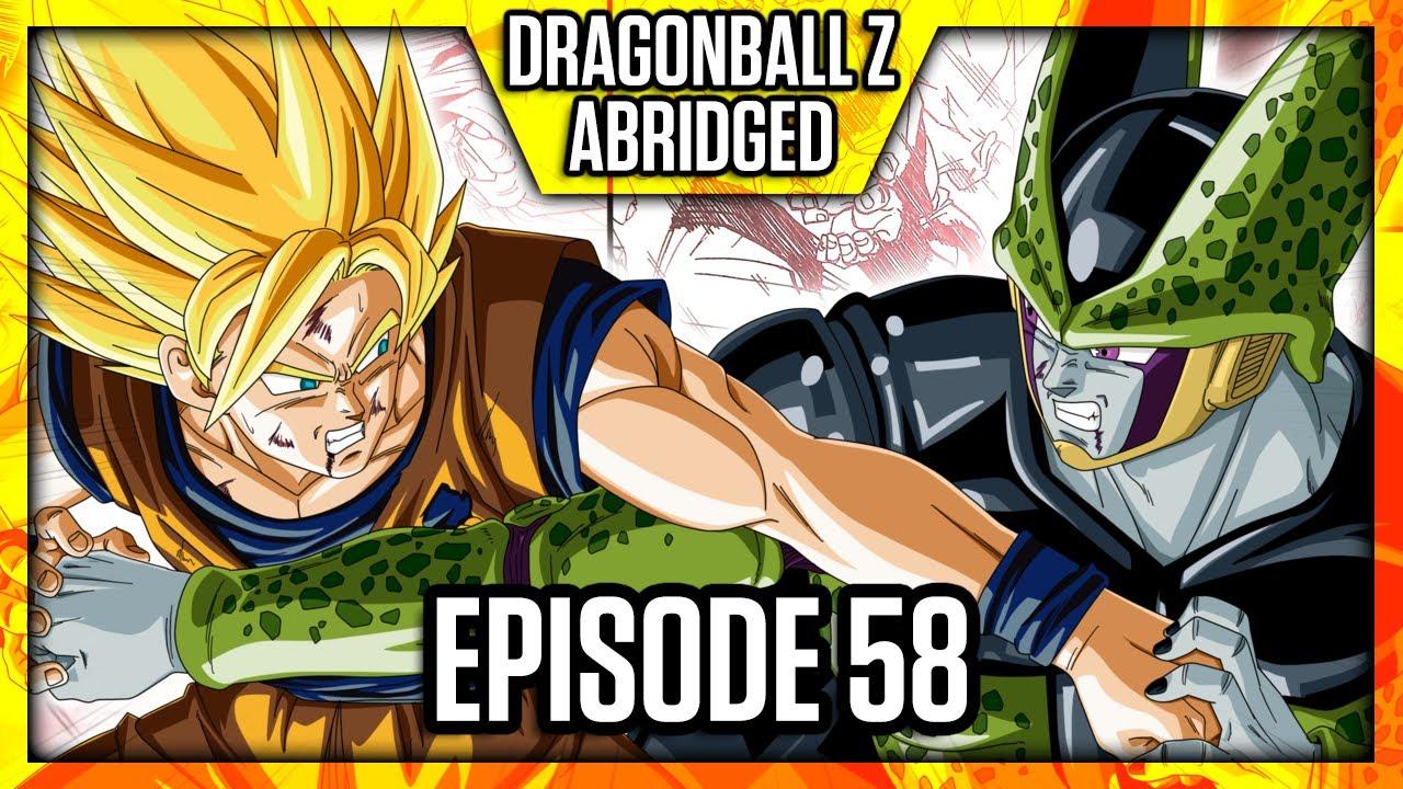 dragonball z abridged episode 58 cellgames teamfourstar tfs