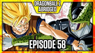 DragonBall Z Abridged: Episode 58 - #CellGames | TeamFourStar (TFS)