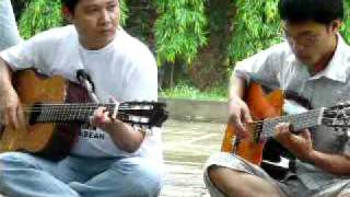 Le Hung Phong - Pham Nam (guitar song tau)
