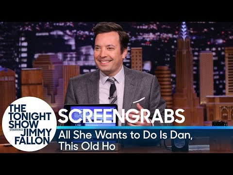 Screengrabs: All She Wants to Do Is Dan, This Old Ho