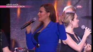 Ceca - Jadna ti je moja moc - (LIVE) - Guca - (TV Pink 2016)