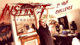 Writing and recording a Metal EP in 24 Hours (Part Two)
