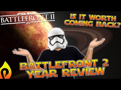 Should Players Come Back To Star Wars Battlefront 2 - Year Review thumbnail