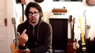 Barlow talks Sebadoh plays for JUST GIMME INDIE ROCK! documentary