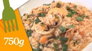 Recette de Riz aux fruits de mer Portugais ou Arroz marisco - 750g