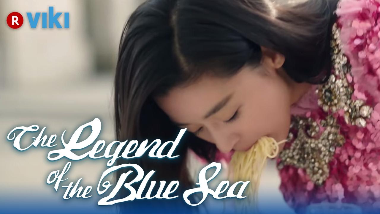 The Legend Of The Blue Sea Ep 1 Lee Min Ho Teaches Jun Ji Hyun How To Eat Pasta Youtube