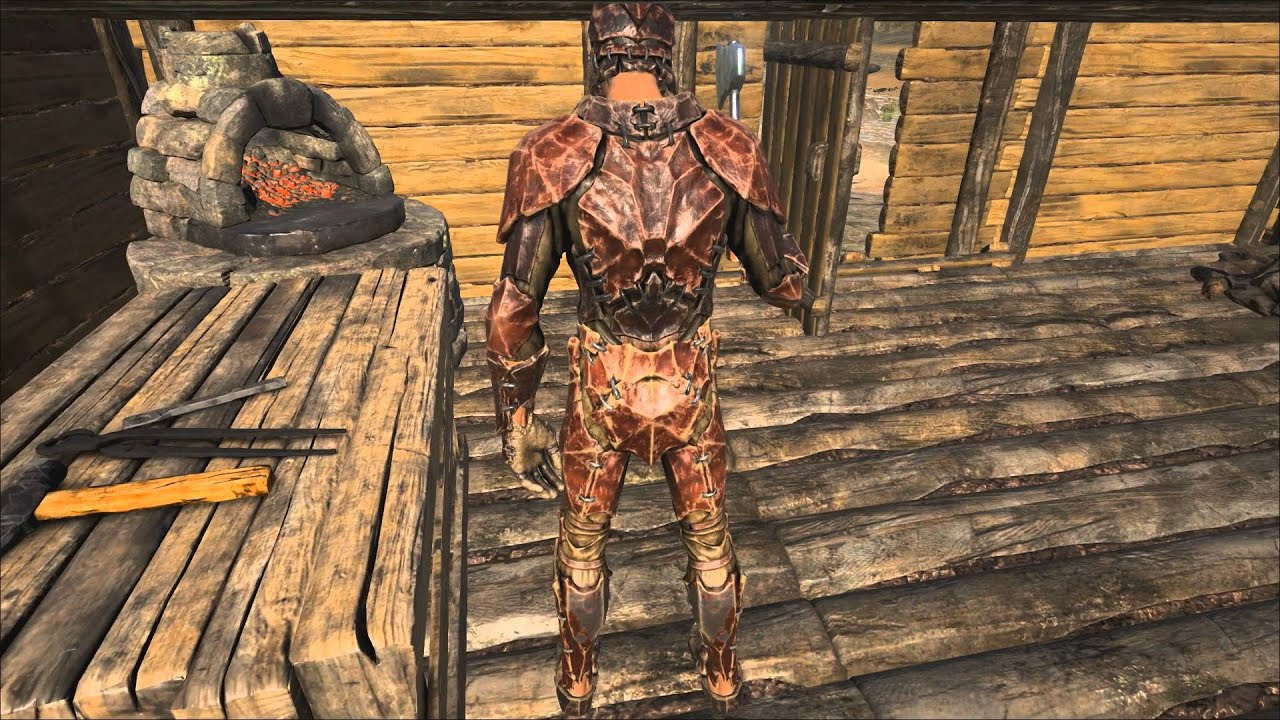 how to get chitin ark