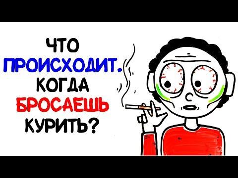Что происходит, когда бросаешь курить? [AsapSCIENCE]