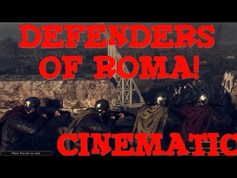 (Cinematic) Defenders Of Roma! Attila Total War |