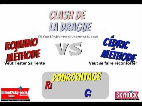 Radio Libre - Clash De La Drague Du 25 Juin 2012